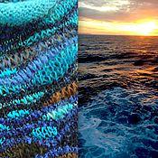 Одежда ручной работы. Ярмарка Мастеров - ручная работа Свитер За семью морями. Handmade.