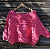Pullover Sweaters handmade. Livemaster - original item Pullover knitted