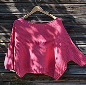 Одежда handmade. Livemaster - original item Pullover knitted
