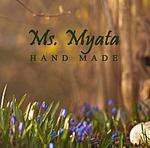 Ms.Myata - Ярмарка Мастеров - ручная работа, handmade