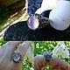 Кольца ручной работы. Кольцо Изящество с розовым кварцем из серебра 925. Мастерская ХендМейд Бутик (HandMadeButik). Интернет-магазин Ярмарка Мастеров.
