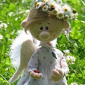 Куклы и игрушки ручной работы. Ярмарка Мастеров - ручная работа Божья коровка, полети на небо.... Handmade.