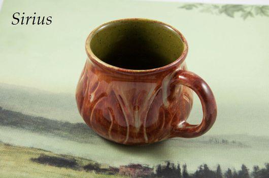 Кружки и чашки ручной работы. Ярмарка Мастеров - ручная работа. Купить Кружка Аурландс-фьорд. Handmade. Кружка, чашка