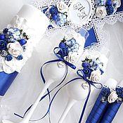 Бокалы ручной работы. Ярмарка Мастеров - ручная работа Бокалы свадебные. Handmade.