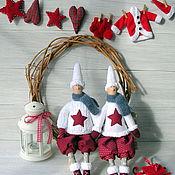 Куклы и игрушки ручной работы. Ярмарка Мастеров - ручная работа Эльфы.. Handmade.