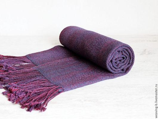 домотканый шарф, женский шарф, ткачество, палантин,шарф женский, тканый шарф, мужской шарф, шарф мужской, женский шарф, шарф тканый, ткачество на станке,подарок мужчине,подарок, твид, шарф