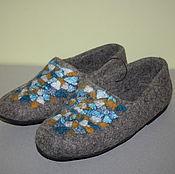 Обувь ручной работы. Ярмарка Мастеров - ручная работа Тапочки валяные - Ассорти. Handmade.