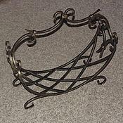 Для дома и интерьера handmade. Livemaster - original item Drovnitsa forged. Handmade.