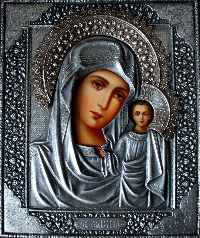 Казанская икона божией матери фото картинки