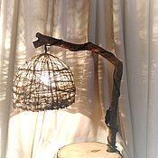"""Для дома и интерьера ручной работы. Ярмарка Мастеров - ручная работа Светильник """"Уютный вечер"""". Handmade."""