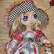 Куклы и игрушки ручной работы. Ярмарка Мастеров - ручная работа Кукла Кука. Handmade.