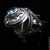 Украшения handmade. Livemaster - original item ring with a secret little. Handmade.