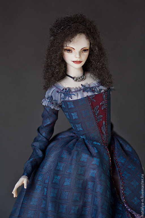 Collectible Dolls handmade. Livemaster - handmade. Buy Good Night, my Lord!  (doll).Doll, original, cloth