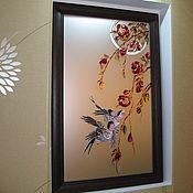 Картины и панно ручной работы. Ярмарка Мастеров - ручная работа Картина ,, Весна,,. Handmade.