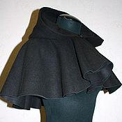 Одежда handmade. Livemaster - original item Drape hooded. Handmade.