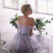 Свадебный салон ручной работы. Ярмарка Мастеров - ручная работа Платье Provence. Handmade.