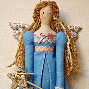 Куклы и игрушки ручной работы. Ярмарка Мастеров - ручная работа Кукла Тильда Лючия. Handmade.