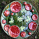 Fairy ring dish, Plates, Moscow,  Фото №1
