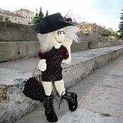 Куклы и игрушки ручной работы. Ярмарка Мастеров - ручная работа Барбара-авторская кукла. Handmade.