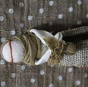 Куклы и игрушки ручной работы. Ярмарка Мастеров - ручная работа Славянская кукла-оберег подорожница. Handmade.