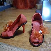 Куклы и игрушки ручной работы. Ярмарка Мастеров - ручная работа Кукольная обувь.. Handmade.