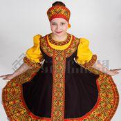 """Работы для детей, ручной работы. Ярмарка Мастеров - ручная работа танцевальный костюм """"Перепляс"""". Handmade."""