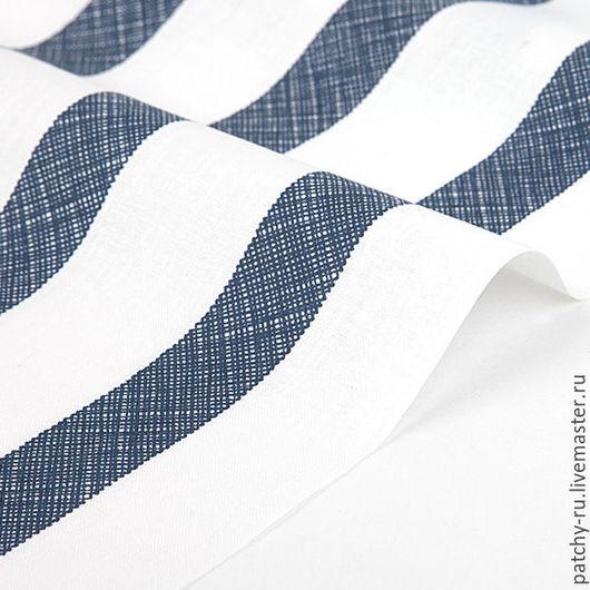 Шитье ручной работы. Ярмарка Мастеров - ручная работа. Купить Dailylike 229 Stripe weave. Handmade. Белый, ткань для кукол
