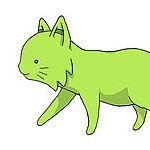 green-N (green-cat) - Ярмарка Мастеров - ручная работа, handmade