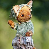 Куклы и игрушки ручной работы. Ярмарка Мастеров - ручная работа Лисёнок Ося. Handmade.