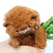 Куклы и игрушки ручной работы. Ярмарка Мастеров - ручная работа Карамель. Handmade.