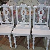 Для дома и интерьера ручной работы. Ярмарка Мастеров - ручная работа стул для кухни и столовой. Handmade.