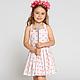 Одежда для девочек, ручной работы. летнее платье. Petite Princesse. Интернет-магазин Ярмарка Мастеров. Цветочный, винтаж, платье, хлопок