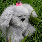 Куклы и игрушки ручной работы. Ярмарка Мастеров - ручная работа интерьерная игрушка собачка Жулька. Handmade.