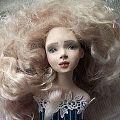 Куклы и пупсы ручной работы. Ярмарка Мастеров - ручная работа подвижная кукла. Handmade.