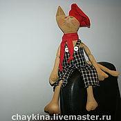 Куклы и игрушки ручной работы. Ярмарка Мастеров - ручная работа Котей Парамон. Handmade.