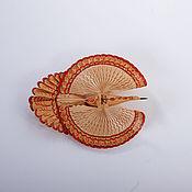 Для дома и интерьера ручной работы. Ярмарка Мастеров - ручная работа Щепная птица счастья - сорока. Handmade.