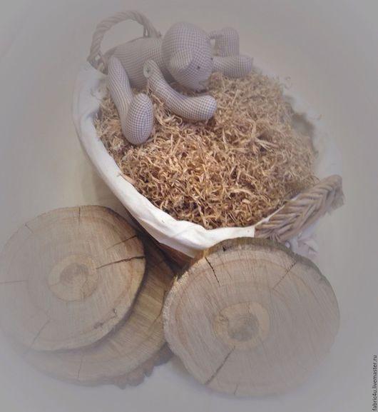 Другие виды рукоделия ручной работы. Ярмарка Мастеров - ручная работа. Купить Опилки дубовые. Handmade. Бежевый, наполнитель для игрушек