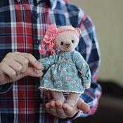 """Куклы и игрушки ручной работы. Ярмарка Мастеров - ручная работа Мишка тедди """"Роззи"""". Handmade."""