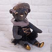 Куклы и игрушки ручной работы. Ярмарка Мастеров - ручная работа Мишка Тедди 32 см балерина Одиллия винтажный мишка. Handmade.