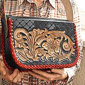 Сумки и аксессуары handmade. Livemaster - original item Women`s handbag