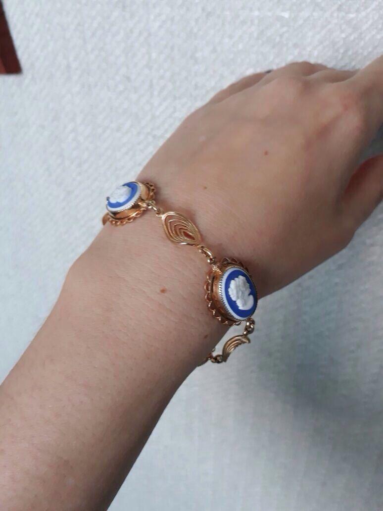 Винтажный браслет by AMCO