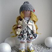 Куклы и пупсы ручной работы. Ярмарка Мастеров - ручная работа Кукла текстильная интерьерная ручной работы Элли. Можно ро фотографии. Handmade.
