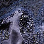 """Аксессуары ручной работы. Ярмарка Мастеров - ручная работа Палантин """"Вечер"""". Handmade."""