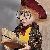 """Куклы и игрушки ручной работы. Ярмарка Мастеров - ручная работа Авторская кукла """"Попугай"""". Handmade."""
