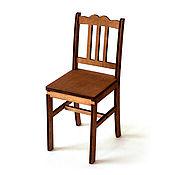 Куклы и игрушки handmade. Livemaster - original item Chair for dolls №2 format 1:6 (YoSD). Handmade.
