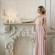 "Одежда handmade. Livemaster - original item ""Pearl"" women`s dress. Handmade."