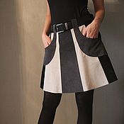 Одежда handmade. Livemaster - original item Skirt - bust fragrances. Handmade.
