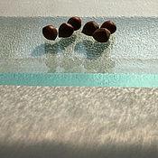 Посуда ручной работы. Ярмарка Мастеров - ручная работа Прозрачное блюдо.. Handmade.