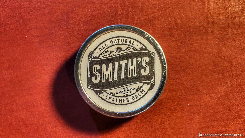 Smiths Leather Balm, Материалы для работы с кожей, Санкт-Петербург,  Фото №1