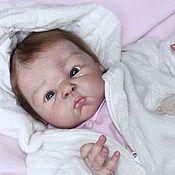 Куклы и игрушки ручной работы. Ярмарка Мастеров - ручная работа Сладкая булочка,малышка Перис. Handmade.